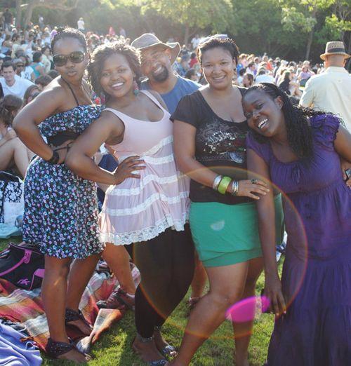 Kirstenbosch Summer Concert II