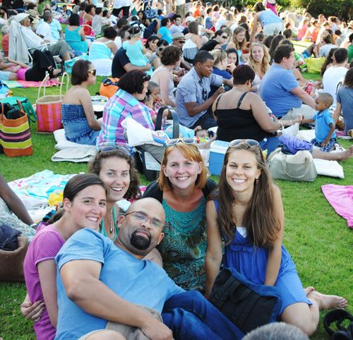 Kirstenbosch Summer Concert III