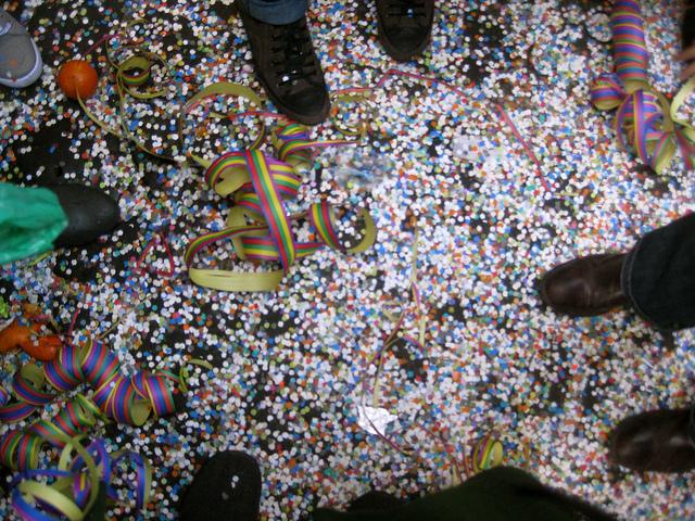 Carnaval carnage