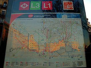 Intimidating Metro System