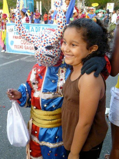 Boy carnival