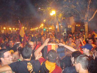Spain futbol by jimmy