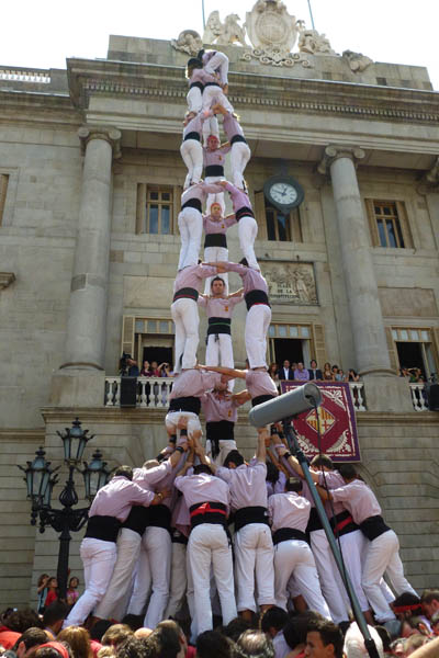 Castellers - austin perry