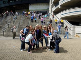 Group in croke park