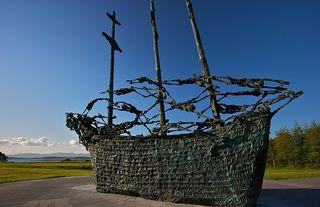 National famine memorial