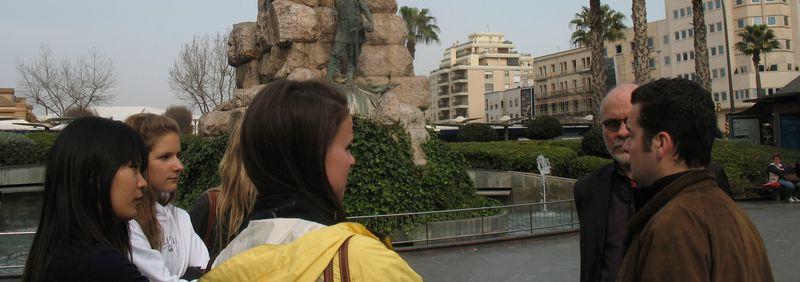 Guided tour historic palma