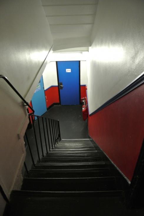 Hallway picture CIEE