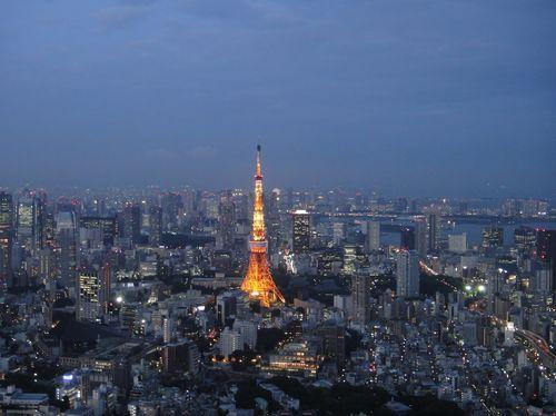 Tokyo night[1]