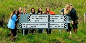 Students Signpost