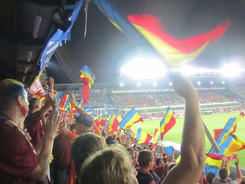 Soccer Flags