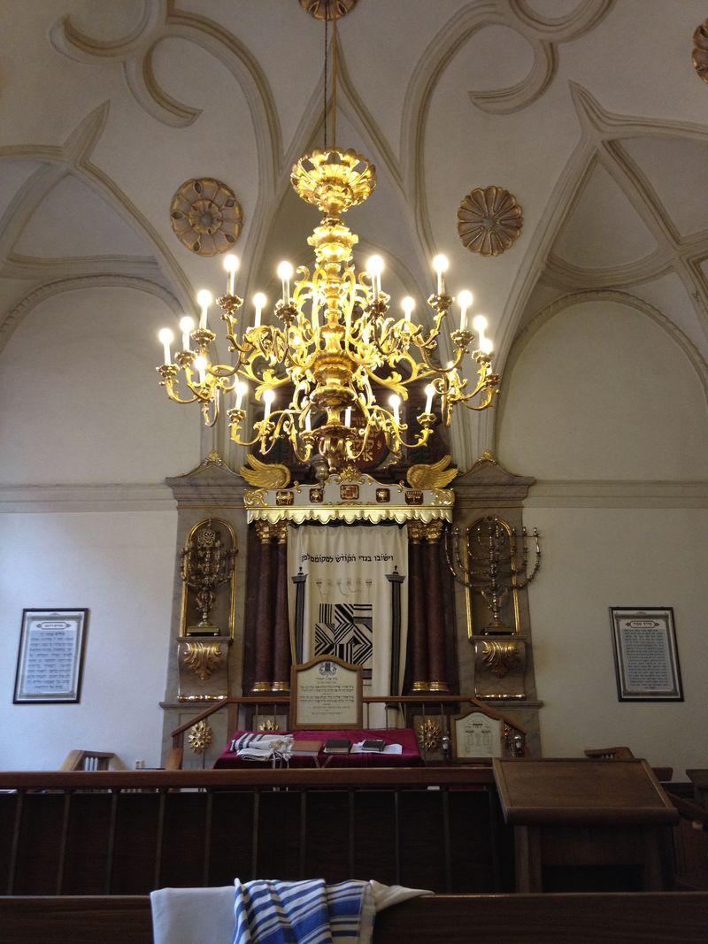 JCC Synagogue