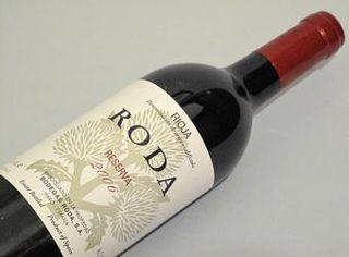 Boella de vino roda