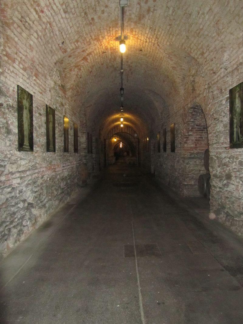 Znojmo cellar