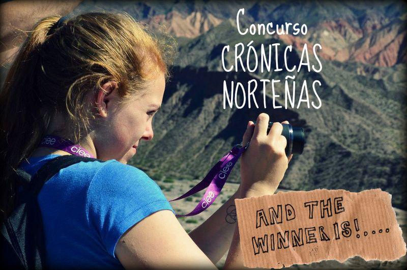 Crónicas norteñas - The winner