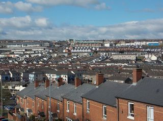 Derry and the bogside