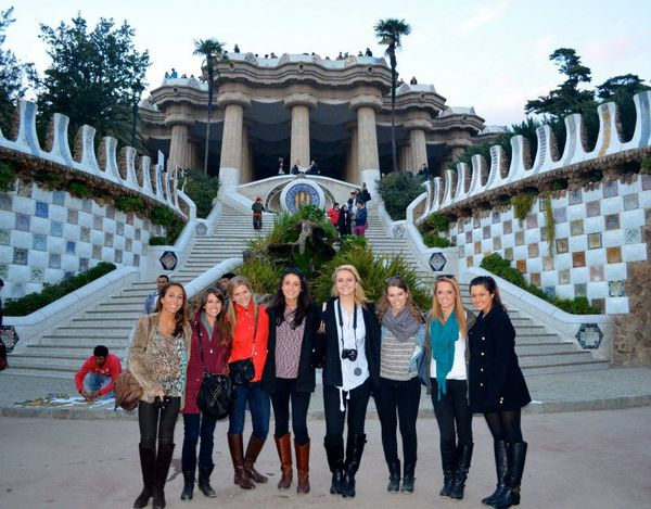 Experience - Gaudí - Cristina Fernandez