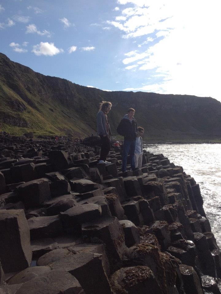 Giants causeway picture