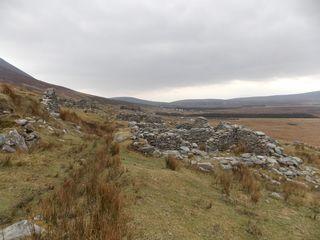 Deserted village