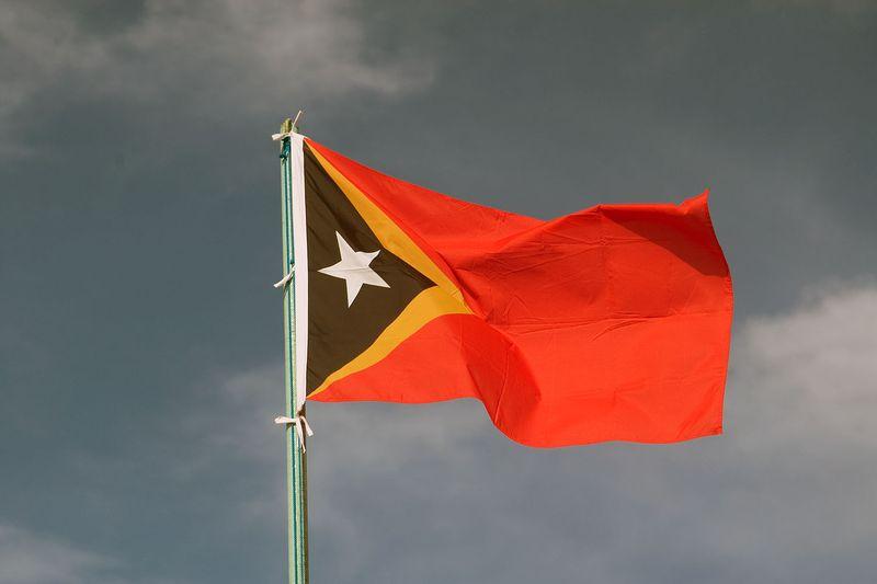 Bandeira timor