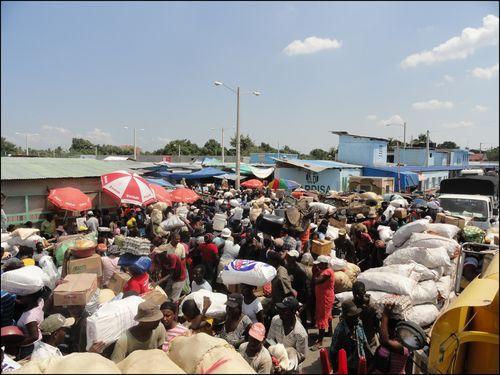 Dajabon Market by Doug Pentland