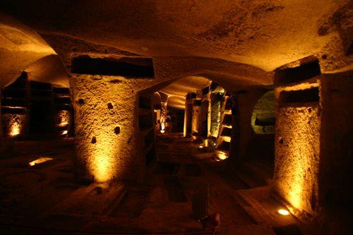 Catacombe di s gennaro