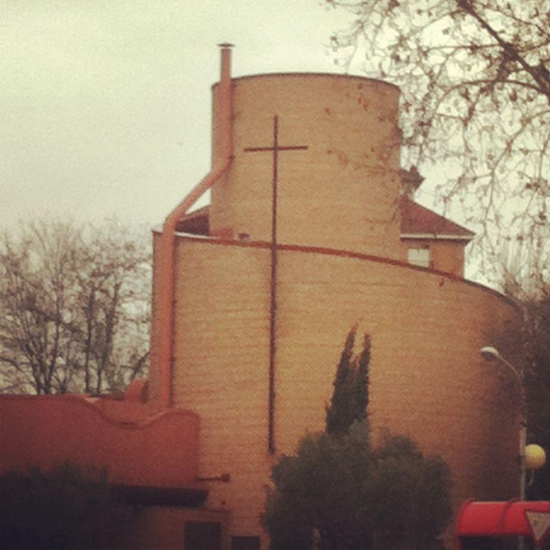 La Iglesia de mi Barrio