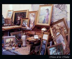 Paintings rastro