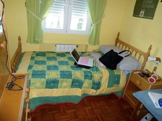 Habitación de Teresa García