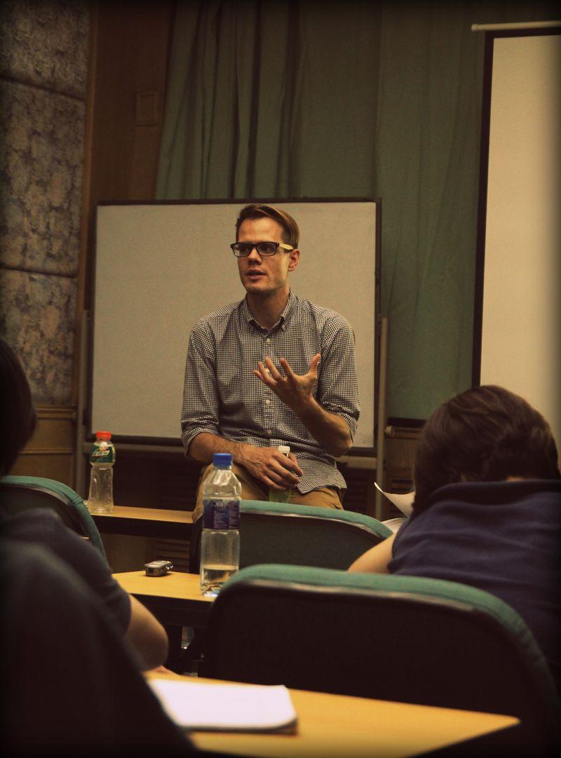 Wesley Jacks - Lecture 02