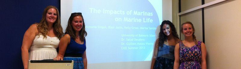 Marine environment 7