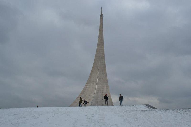 Cosmonautics museum 2, mauck