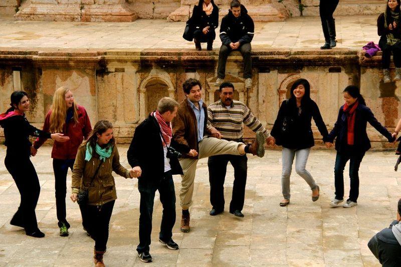 Amman_jordan_dancing dabkha