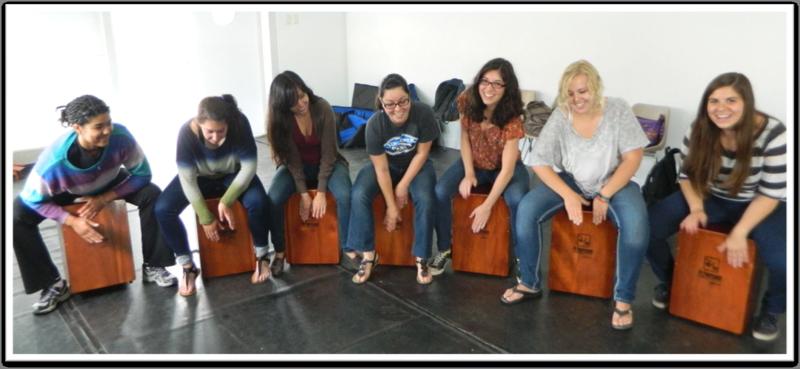 CIEE Lima Cajón Workshop