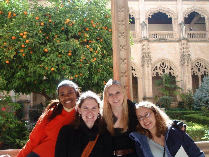 Chicas en Toledo 2