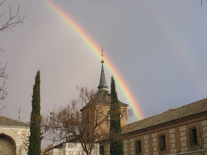 Rainbow en Alcala