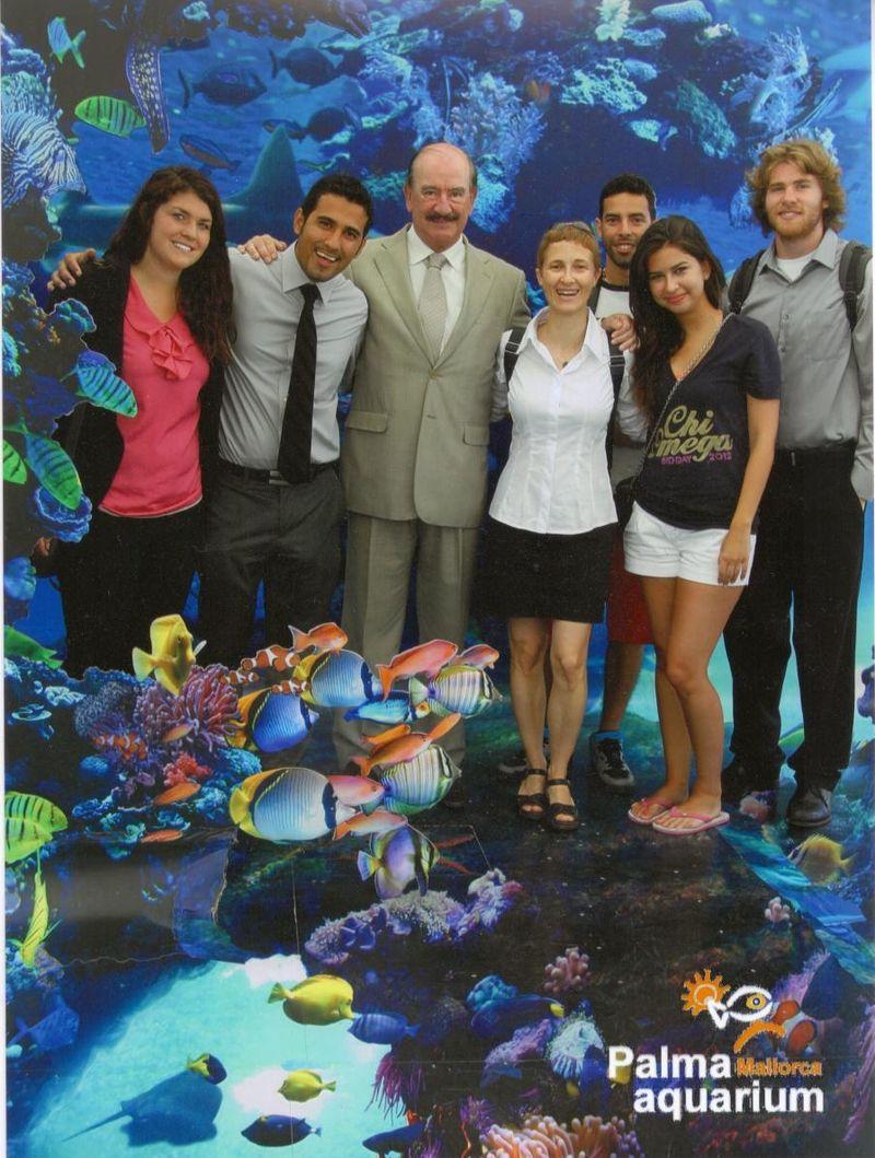 Visit to Aquarium Marketing International