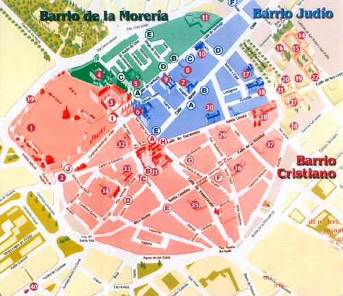 Alcalá 3 culturas plano
