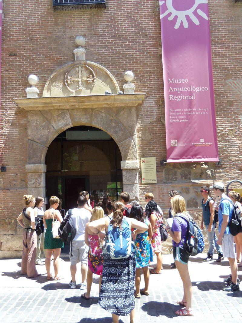 Museo Arquelogico I