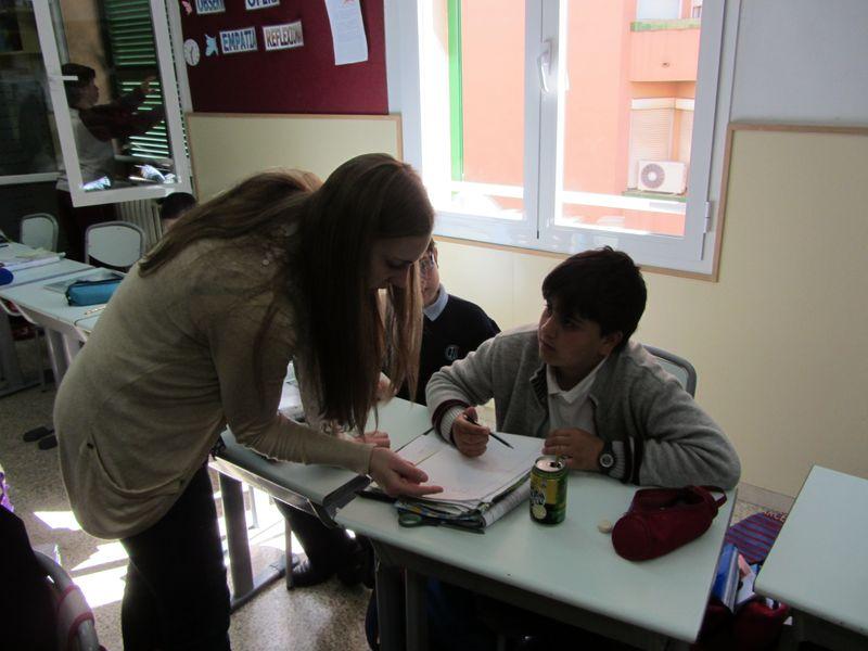 Alison teaching 3
