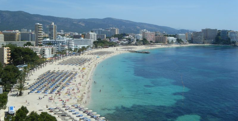 Field visit to Magaluf