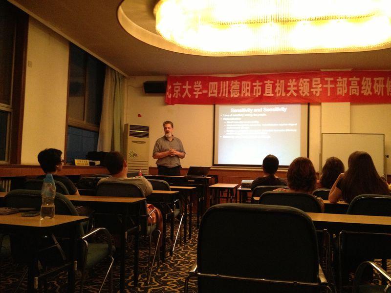 Pat Lucas - Lecture