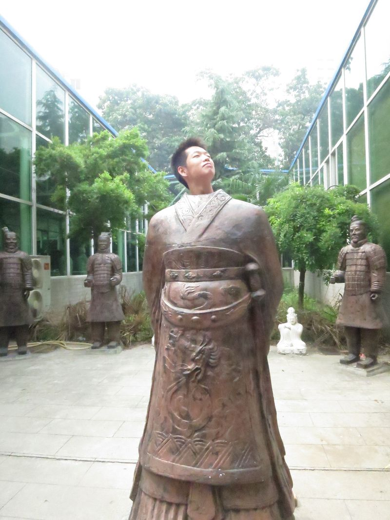 life of a terracotta warrior