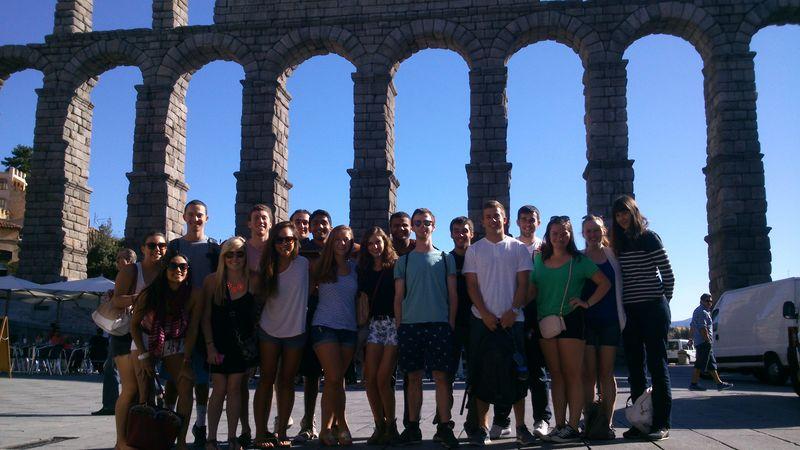Puente Segovia ES group photo