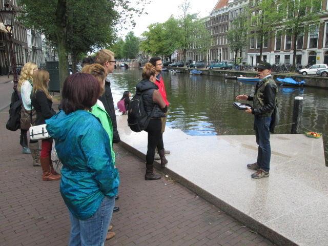 Gay Tour of Amsterdam #3