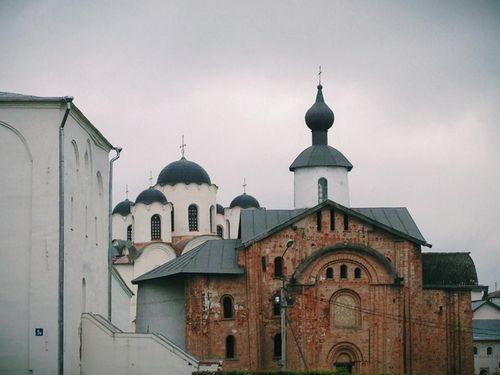 Novgorod, Caroline