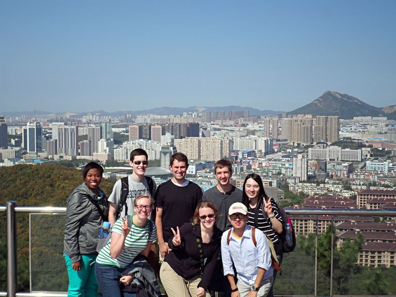 CIEE Beijing - Dalian Excursion I