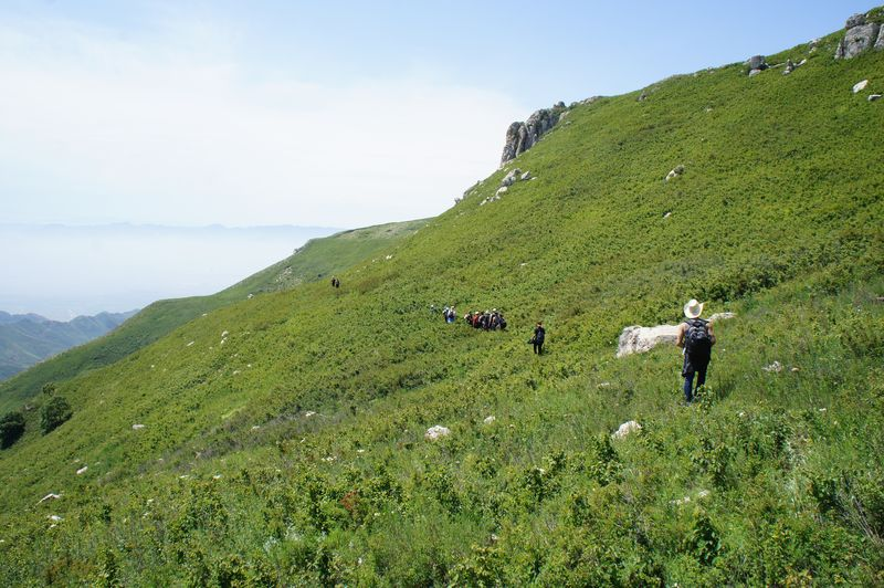 CIEE Beijing - Rural Excursion Hike I