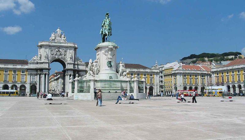 Lisboa_Comercio