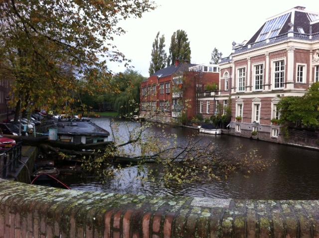 St. Jude vs. Amsterdam