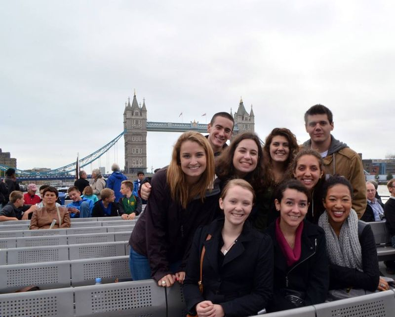 Boat cruise and tower of london